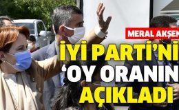 Meral Akşener İYİ Parti'nin 'oyunu' açıkladı